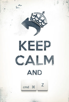 keep calm and cmd z 290x427 Blog