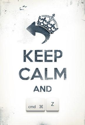 Keep Calm & Ama a tu diseñador Web #1